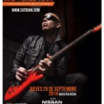 JOE SATRIANI en Chile - (25/09/2014)