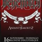 BEHEMOTH  en Chile (16/11/14)