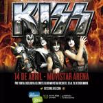 KISS en Chile (14/04/15)