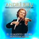ANDRÉ RIEU en Chile (21 y 22/08/15)
