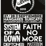 SANTIAGO GET´S LOUDER (27 Y 28/09/15)
