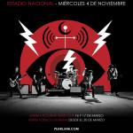 Pearl Jam  en Chile (04/11/15)