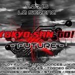 Tokyo-San Go!! La serena (11/07/15)