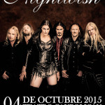 Nightwish en Chile (04/10/15)