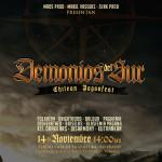 Festival Pagano – Demonios del Sur (14/11/15)