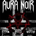 AURA NOIR en Chile (21/01/16)