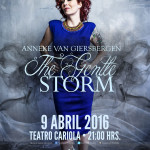 The Gentle Storm – Anneke Van Giersbergen (09/04/16)