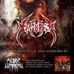 Torturer junto a Metal Command (23/04/16)