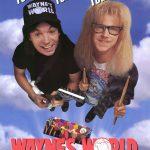 WAYNE'S WORLD - EL MUNDO DE WAYNE - Película (1992)