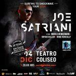 Joe Satriani en Chile (04/12/16)