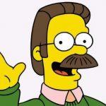 Falleció la voz latina de Ned Flanders de la querida serie de Los Simpson