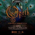 Opeth en Chile 6/04/17