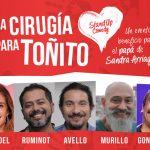 Stand up comedy por una buena causa 12/04/17