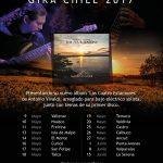 Mauricio Nader, su disco solista y su gira por Chile