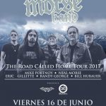 The Neal Morse Band en Chile (16/06/17)
