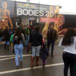 BODIES: en su primera semana es visitado por más de 10 mil personas