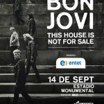 Bon Jovi en Chile, This House Is Not For Sale