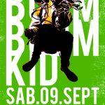Boom Boom Kid (09/09/17)