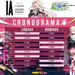 Super Japan Expo da a conocer su cronograma