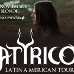 Satyricon en Chile 07/11/2017