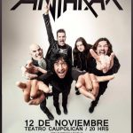 Anthrax en Chile (12/11/17)