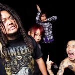 Maximum The Hormone en Chile  (26/10/17)