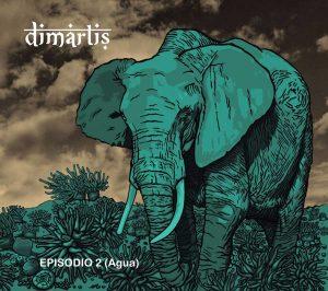 Dimartis presenta su segundo disco titulado Episodio 2 (Agua)