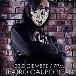 Doblecero en Teatro Caupolicán junto a Piyoasdf