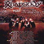 Rhapsody en Chile (16/01/18)