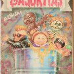 Álbum Basuritas primera edición - Salo