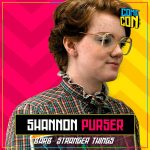 """Barb"" de Stranger Things Llega a Comic Con"