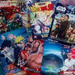 Álbumes, sobres y laminas para completar tu colección