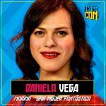 Daniela Vega en Comic Con 2018