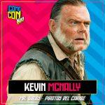 Kevin McNelly de Piratas del Caribe se suma a Comic Con Chile 2018