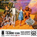 Cler Canifru live in Bar Lemmy (08/06/18)