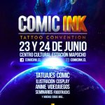 Comic INK Chile 2018