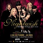 Nightwish en Chile (02/10/18)