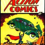 Action Comic N°1 del año 1938 - La primera aparición de Superman
