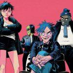 Gorillaz y su nuevo miembro, un villano de las chicas Super Poderosas