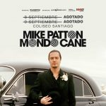 Mike Patton agota entradas
