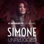 Simone Weber en vivo - Unplugged (11/08/18)
