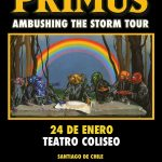 Primus en Chile - 24/01/19
