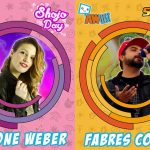 Simone Weber y Fabres Covers se unen a Anime Weekend Fest