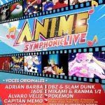 Anime Symphonic Live 2019