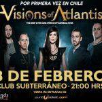 Visions of Atlantis  en Chile - Venta de entradas