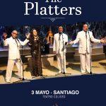 The Platters en Chile  (03/05/19)