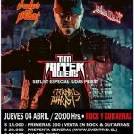 Tim Ripper Owens en Chile (04/04/19)
