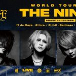 The Gazette en Chile (17/05/19)