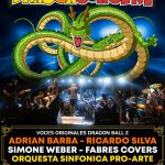 Dragon Concert, las voces originales de Dragon Ball en concierto (13/10/19)
