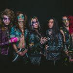 """Exxocet : show de lanzamiento de su álbum """"Mighty Jungle"""""""
